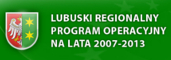 Lubuski Regionalny Program Operacyjny