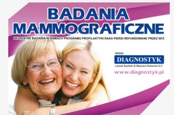 badaniamamograficzne