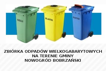 odpady wielkogabarytowe