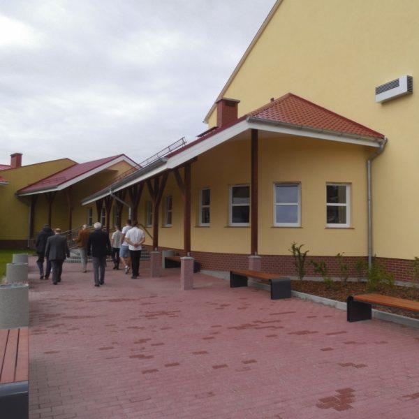 Galeria zdjęc sali w Niwiskach