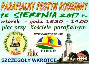 IV Parafialny Festyn Rodzinny