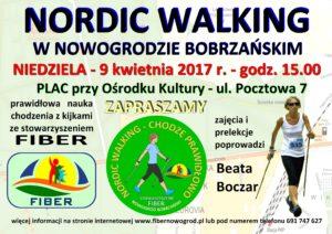 """Nordic Walking - """"Chodzę prawidłowo"""" @ Miejsko Gminny Ośrodek Kultury Sportu i Rekreacjiul. Pocztowa 7"""