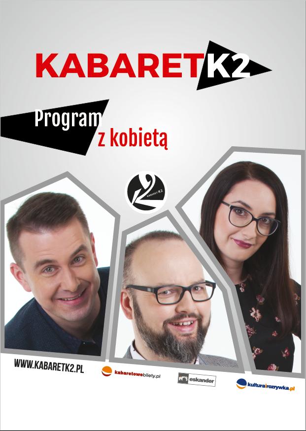 plakat kabaret k2