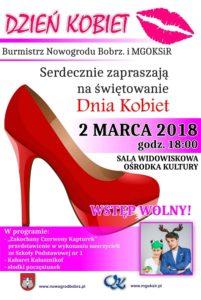 Obchody Dnia Kobiet w Ośrodku Kultury @ ul. Pocztowa 7