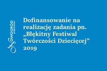 błękitny festiwal