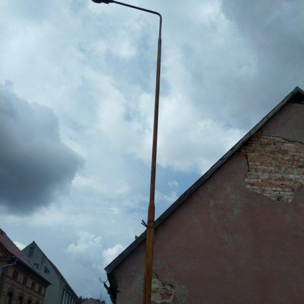 ul. Słopwackiego - przed modernizacją