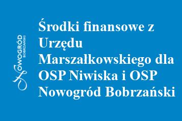 OSP niwiska i nowogród