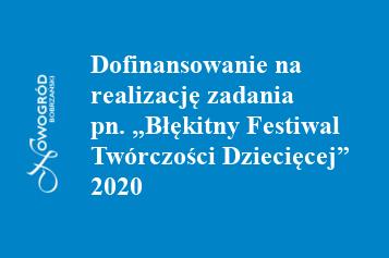 błękity festiwal