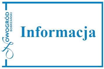 informacja- nowa